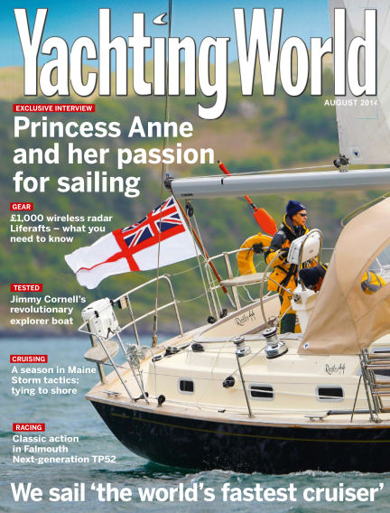 Yachting World August 14, 2014 00:00