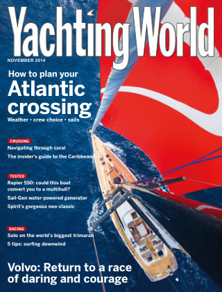Yachting World November 2014