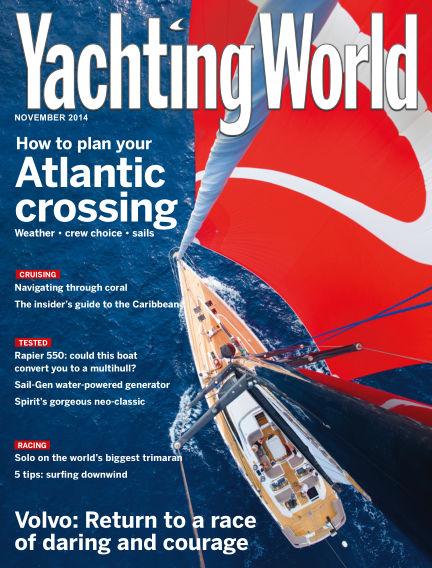 Yachting World November 13, 2014 00:00