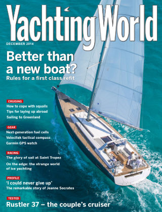 Yachting World December 2014