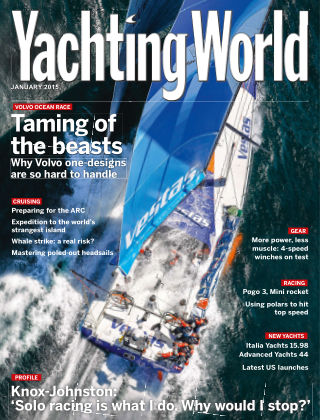 Yachting World January 2015