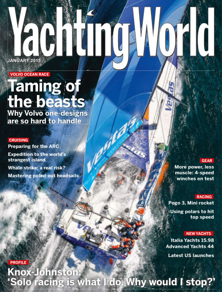 Yachting World January 08, 2015 00:00