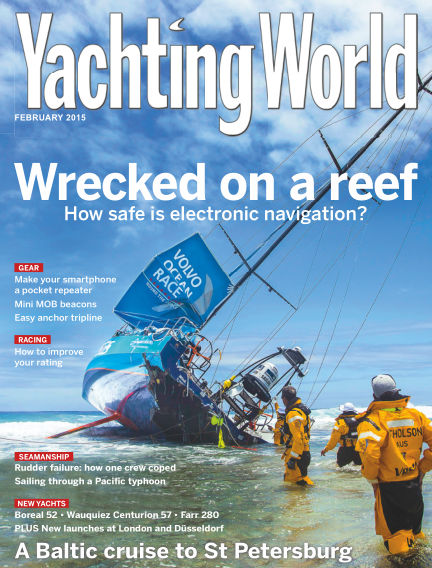 Yachting World February 12, 2015 00:00