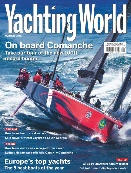 Yachting World March 12, 2015 00:00