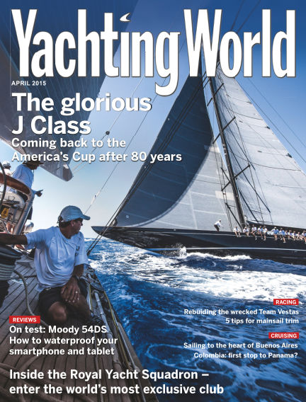 Yachting World April 09, 2015 00:00