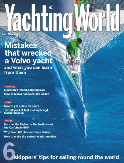 Yachting World May 14, 2015 00:00