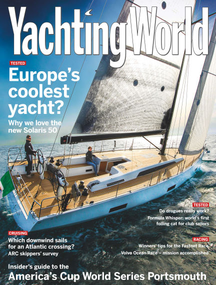 Yachting World August 13, 2015 00:00