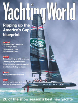 Yachting World September 2015