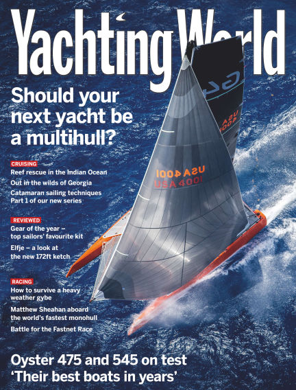 Yachting World October 08, 2015 00:00