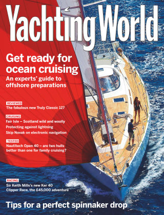 Yachting World November 2015