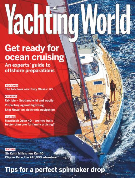 Yachting World November 12, 2015 00:00