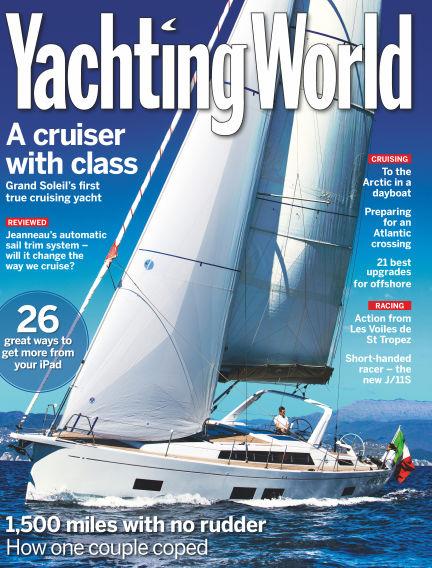 Yachting World December 10, 2015 00:00