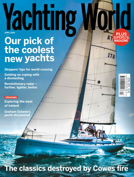 Yachting World March 10, 2016 00:00