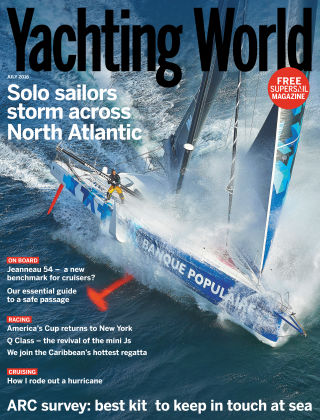 Yachting World July 2016