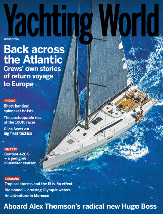 Yachting World August 2016