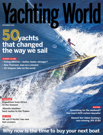 Yachting World October 06, 2016 00:00