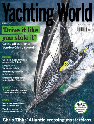 Yachting World January 2017