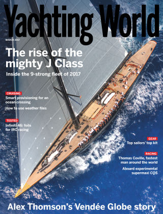 Yachting World March 2017