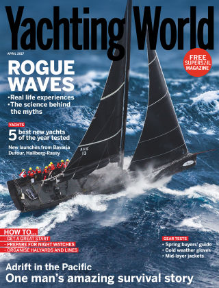Yachting World April 2017