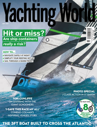 Yachting World May 2017