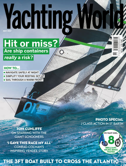 Yachting World April 06, 2017 00:00