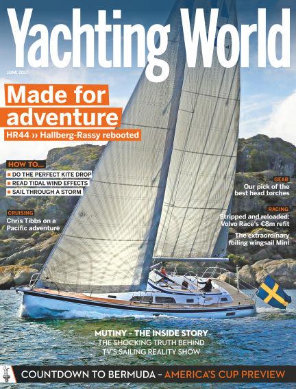 Yachting World May 11, 2017 00:00