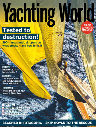 Yachting World Jul 2017