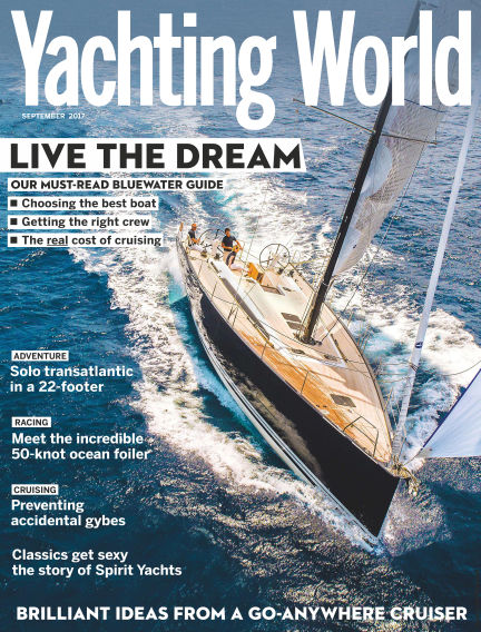 Yachting World August 10, 2017 00:00