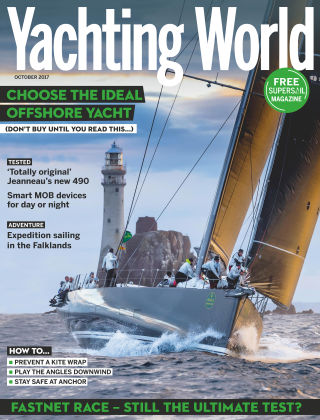 Yachting World Oct 2017