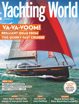 Yachting World Dec 2017