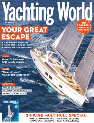 Yachting World Jan 2018