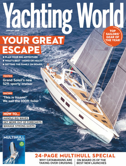 Yachting World December 07, 2017 00:00