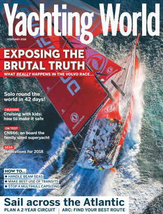 Yachting World Feb 2018