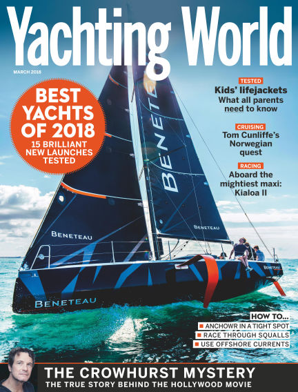 Yachting World February 08, 2018 00:00