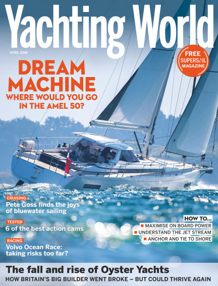 Yachting World March 08, 2018 00:00