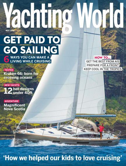 Yachting World April 12, 2018 00:00