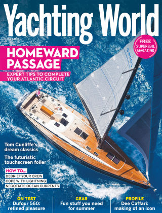 Yachting World Jul 2018