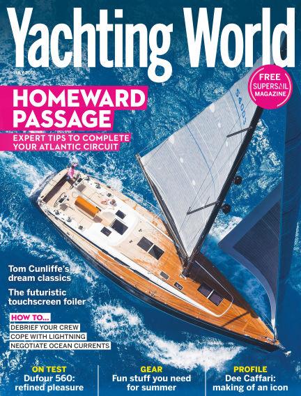 Yachting World June 07, 2018 00:00