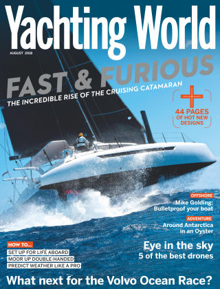 Yachting World Aug 2018
