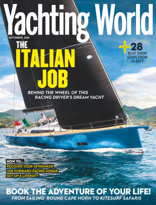 Yachting World Sep 2018