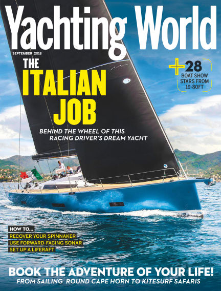 Yachting World August 09, 2018 00:00
