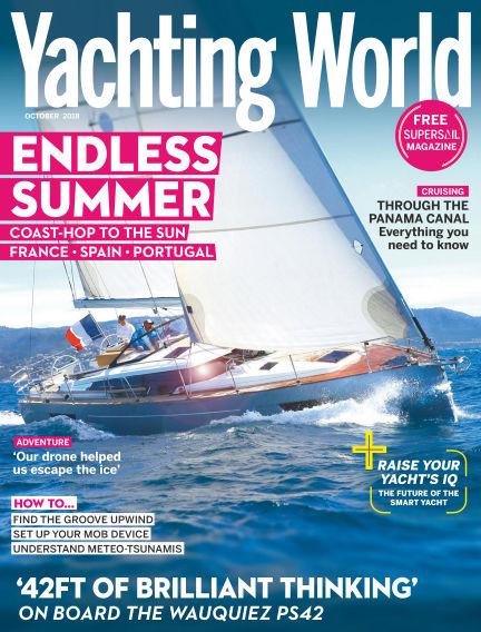 Yachting World September 13, 2018 00:00