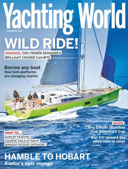 Yachting World November 08, 2018 00:00