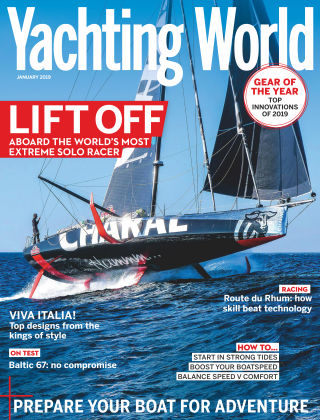 Yachting World Jan 2019