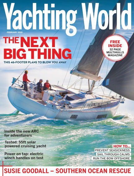 Yachting World January 10, 2019 00:00