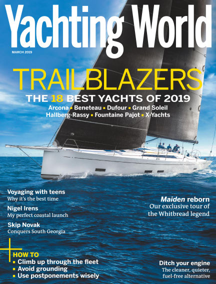 Yachting World February 14, 2019 00:00