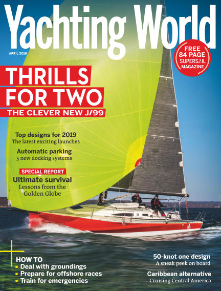 Yachting World March 14, 2019 00:00