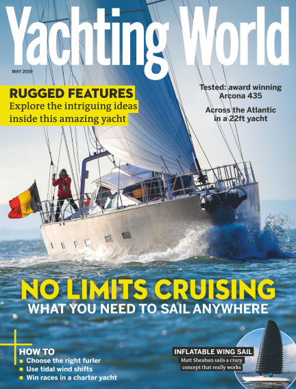 Yachting World April 11, 2019 00:00