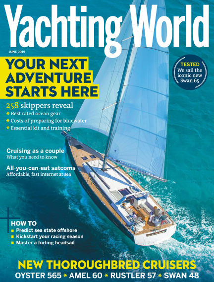 Yachting World May 09, 2019 00:00