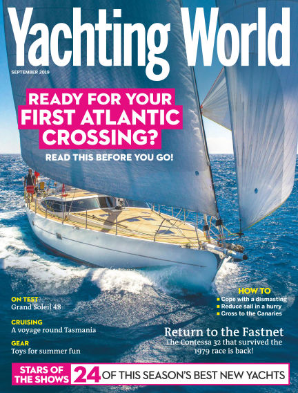 Yachting World August 08, 2019 00:00